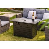 Fire Pit Table Red Barrel Studio Outdoor Fireplaces Fire Pits You Ll Love In 2021 Wayfair