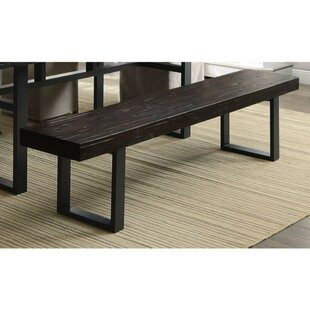 Berrywood Dual-Tone Dining Bench