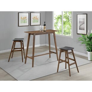 Abigail Pub Table Set by Langley Street New