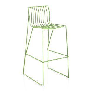 Villagomez 30 Bar Stool by Latitude Run Modernt