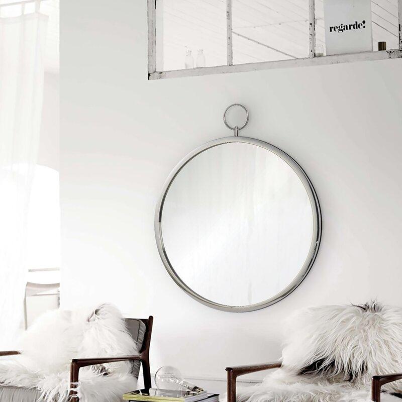 Charlton Home Cochran Wall Mirror Wayfair