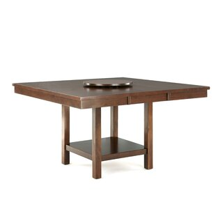 Yonkers Extendable Dining Table Alcott Hill