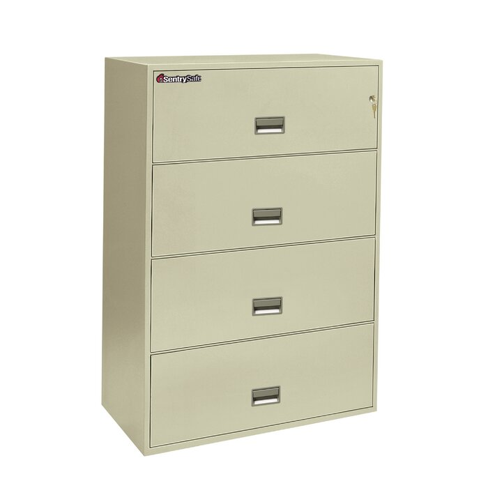 Swell 4 Drawer Fireproof Key Lock Letter File Safe Interior Design Ideas Grebswwsoteloinfo