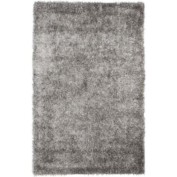 Mercer41 Cheevers Handmade Gray Area Rug & Reviews by Mercer41