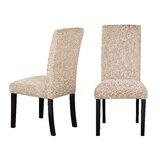 Merida Linen Upholstered Dining Chair (Set of 2)