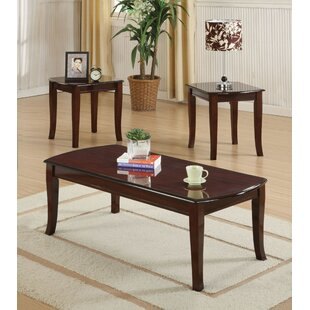 Cheyanne 3 Piece Coffee Table Set