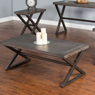 Brittani End Table by Union Rustic Modern