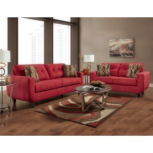 Shopping for Stalter Tufted 2 Piece Living Room Set by Millwood Pines Reviews (2019) & Buyer's Guide