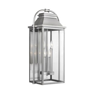 Shekar 4-Light Outdoor Flush Mount