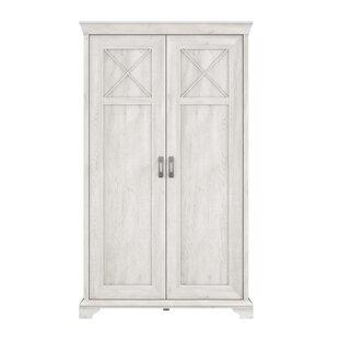 Demoss 2 Door Wardrobe By Brambly Cottage