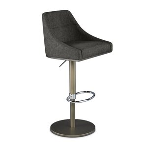 Woodley Adjustable Height Swivel Bar S..