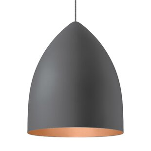 1-Light Cone Pendant by Ge..