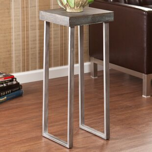 Newberry Pedestal End Tabl..