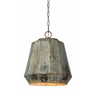 Williston Forge Luis 4-Light Dome Pendant