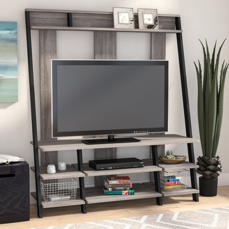 Zipcode Design Russel Entertainment Center & Reviews | Wayfair