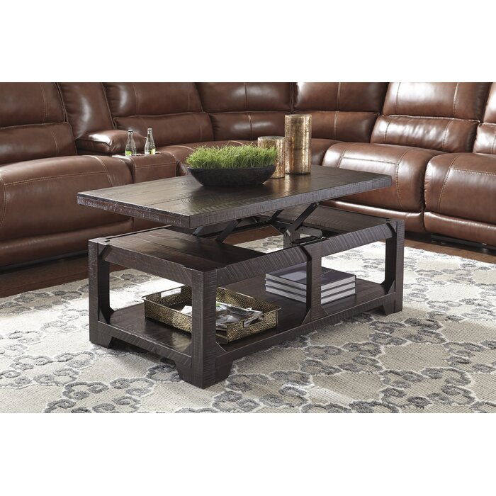 Boutwell Lift Top Coffee Table 5