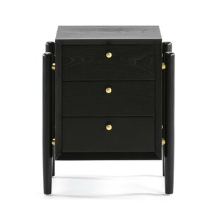 Lichtenstein 3 Drawer Chest By Ebern Designs