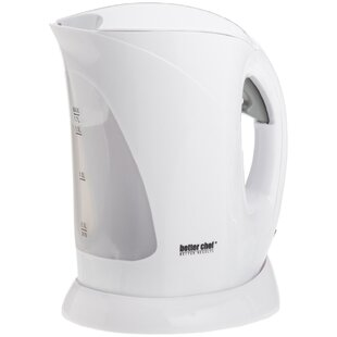 Better Chef 1.7 Qt. Cordless Electric Tea Kettle