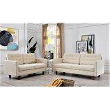 Breide 2 Piece Living Room Set by Latitude Run®