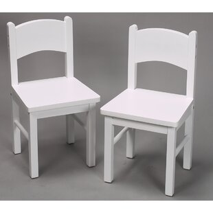Asherton Kids Chair (Set of 2) by Harriet Bee