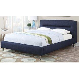 Latitude Run Kuo Upholstered Panel Bed