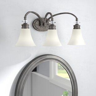 Lark Manor Lapierre 3-Light Vanity Light