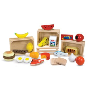 Melissa Doug Play Kitchen Sets Accessories You Ll Love In 2021 Wayfair