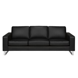 Keown Genuine Leather Sofa