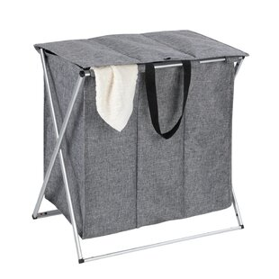 Trio Laundry Sorter By Symple Stuff