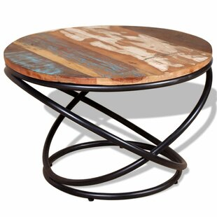 Glenaire Solid Reclaimed Wood Coffee Table By Williston Forge