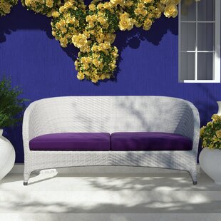 Danica Outdoor 2 Seat Loveseat by dCOR design