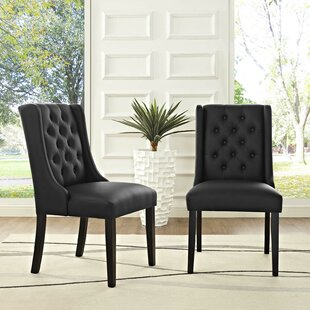 Java Upholstered Dining Chair (Set of 2)