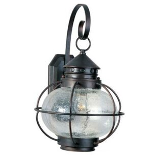 Best Price Hastings Outdoor Wall Lantern By Birch Lane™