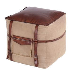 Gwinnett Pouffe By Alpen Home