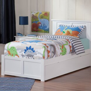Keiko Extra Long Twin Platform Bed by Harriet Bee