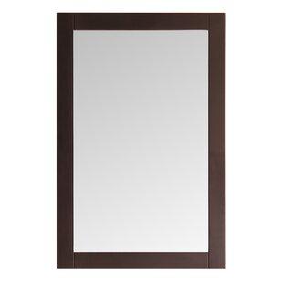 Best Price Cambria Greenwich Bathroom Wall Mirror By Fresca