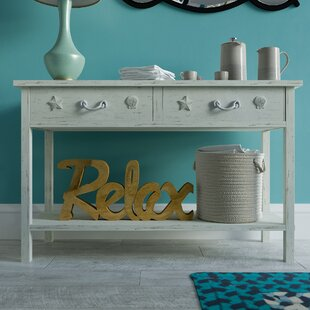 Beachcrest Home Barlow Console Table