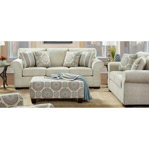 Nannie 2 Piece Living Room Set