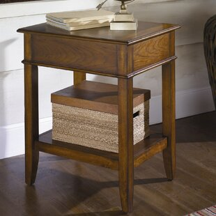 Gracie Oaks Calderwood Wood End Table