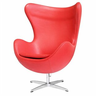 Orren Ellis Katz Swivel Lounge Chair