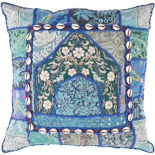 Anwar Global Throw Pillow Cover