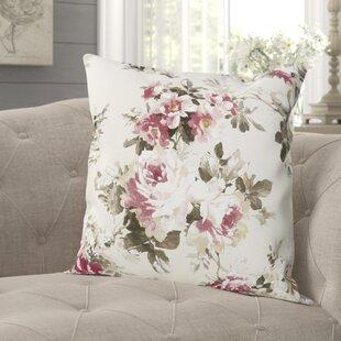 Greyson Floral Throw Pillow