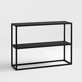 Mccarver Console Table By Mercury Row