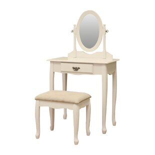 Ogden Vanity Set with Mirror