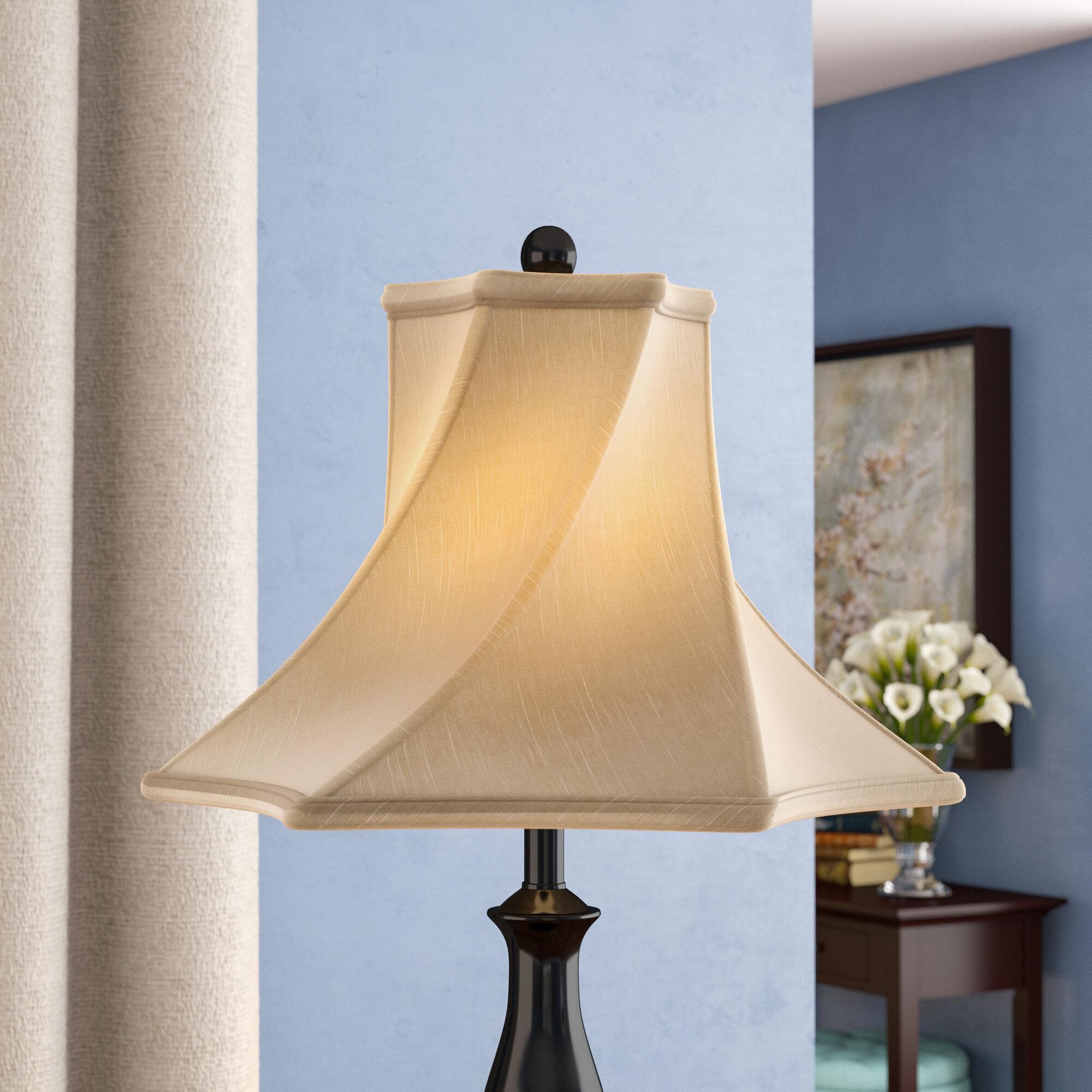 Alcott Hill 16 Silk Novelty Lamp Shade