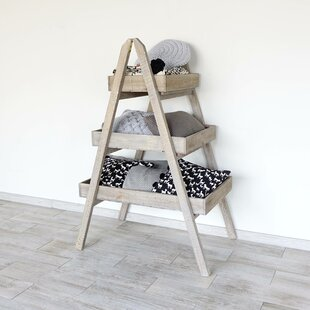 Milliken Ladder Bookcase By Symple Stuff