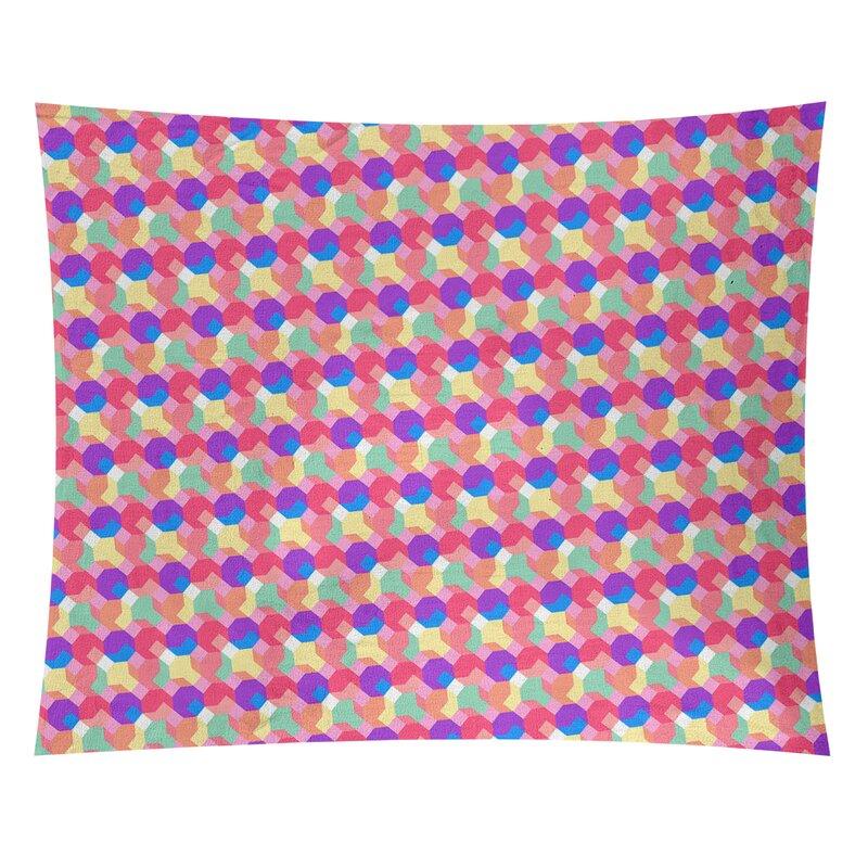 Ebern Designs Kitterman Octagons By Katelyn Elizabeth Tapestry Wayfair