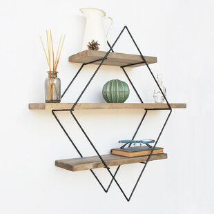 Yazmin Floating Shelf By Union Rustic