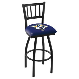 NHL 36 Swivel Bar Stool