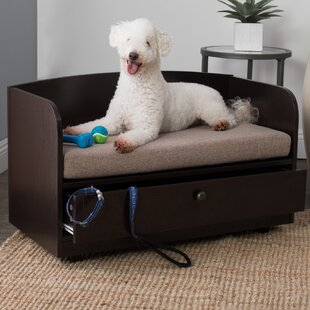 Connell Dog Sofa With Storage Drawer
